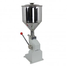 A03 stainless steel Manual paste liquid filling machine