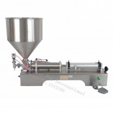 G1 stainless steel paste  filling machine